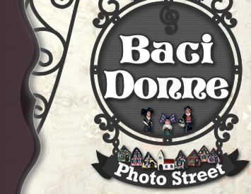 Baci Donne Photo Street